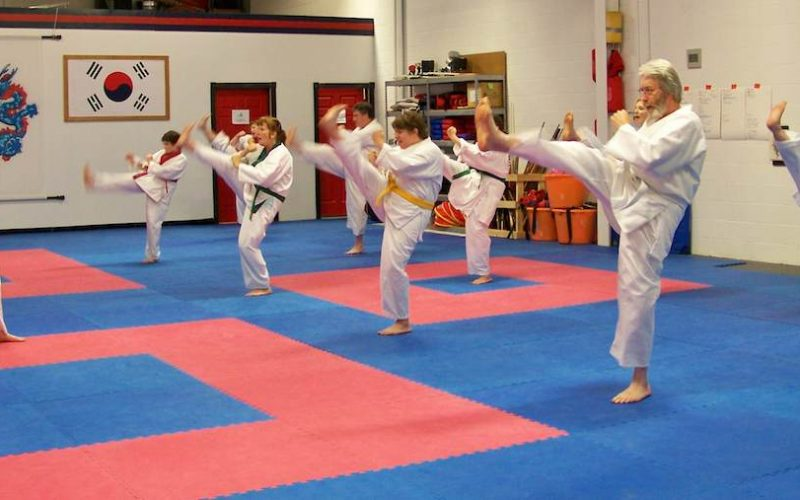 Northern Territory Martial Arts Schools